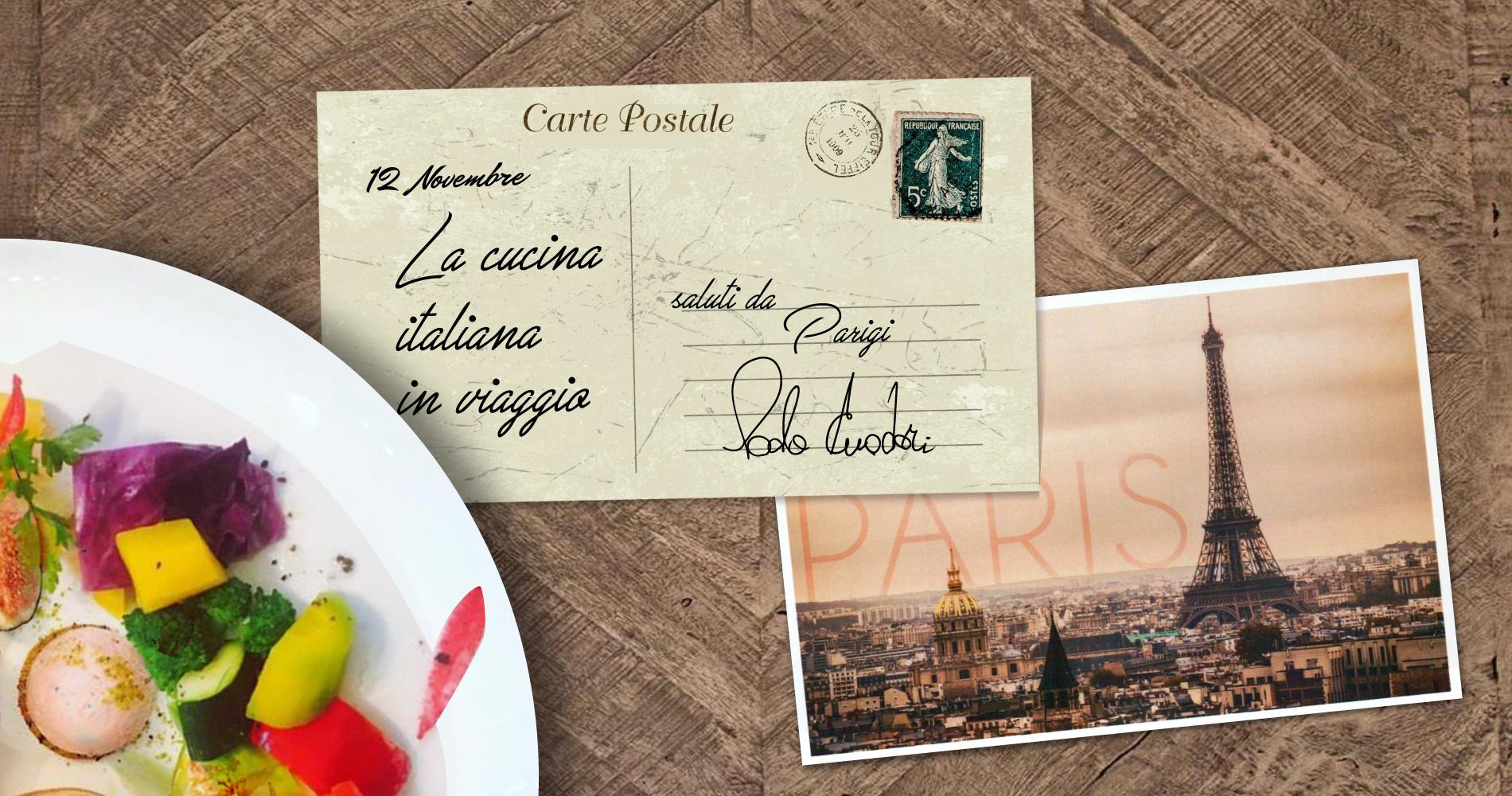 Cucina italiana in viaggio - Parigi